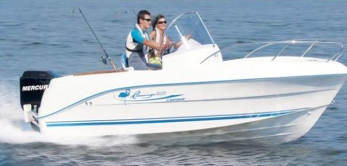 Rent a boat Croatia - QUICKSILVER 525 FLAMINGO